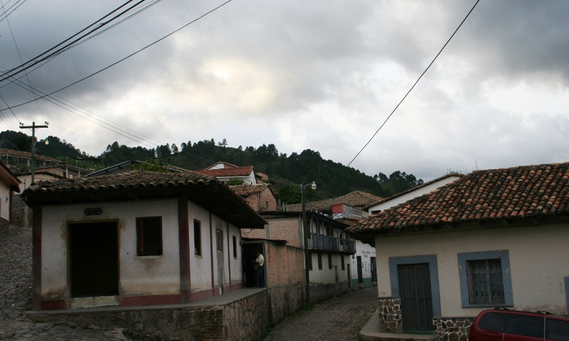 Condego to Yuscarán: a cycling journey through local culture.