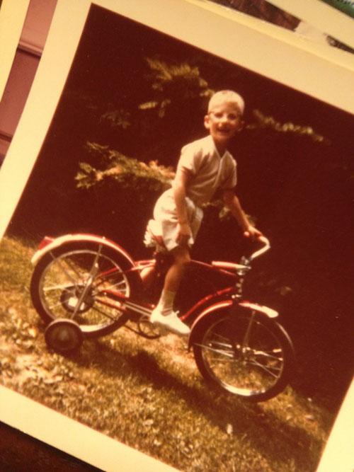 Rider Profile – Bill Talbot
