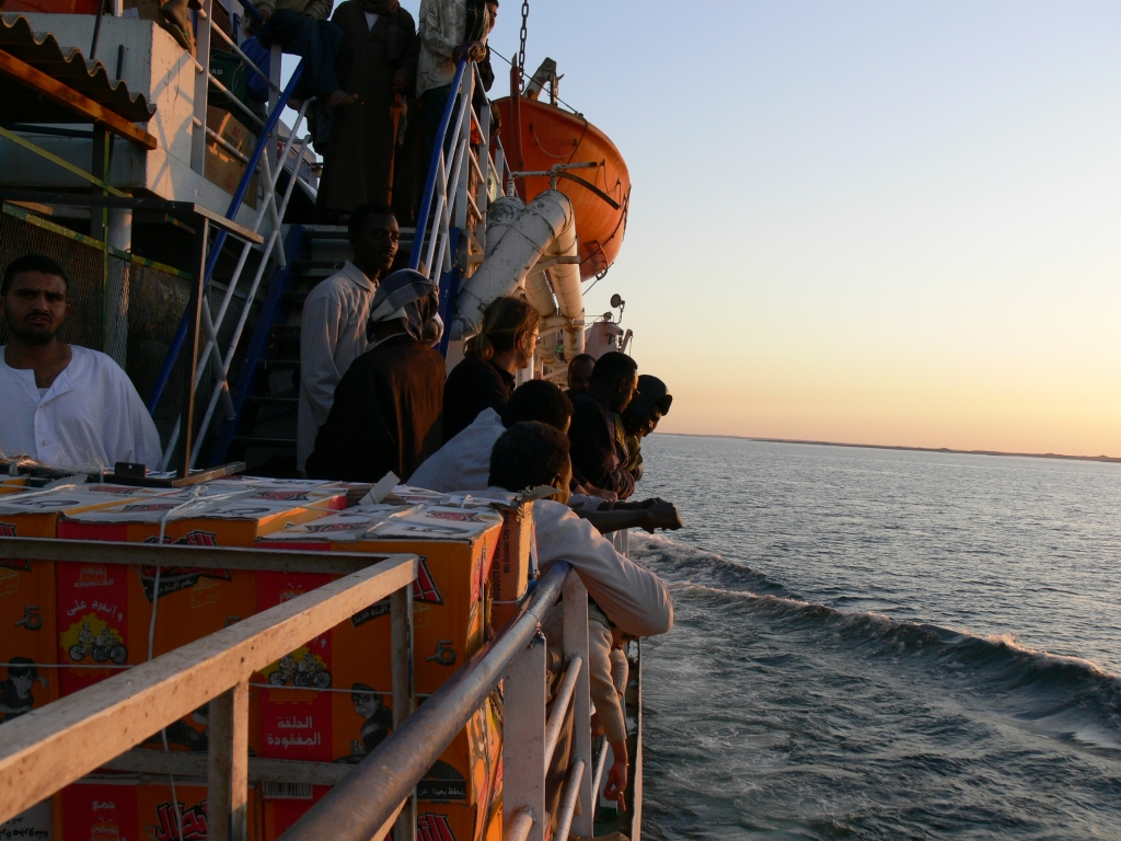Memories of Lake Nasser and the SS Sagaalnam