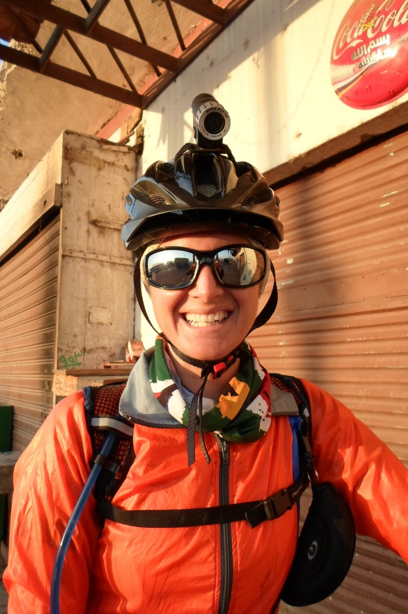 Tessa Melck's gone MAD for cycling in Africa