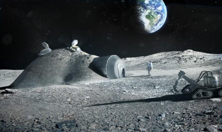 Moon Odyssey