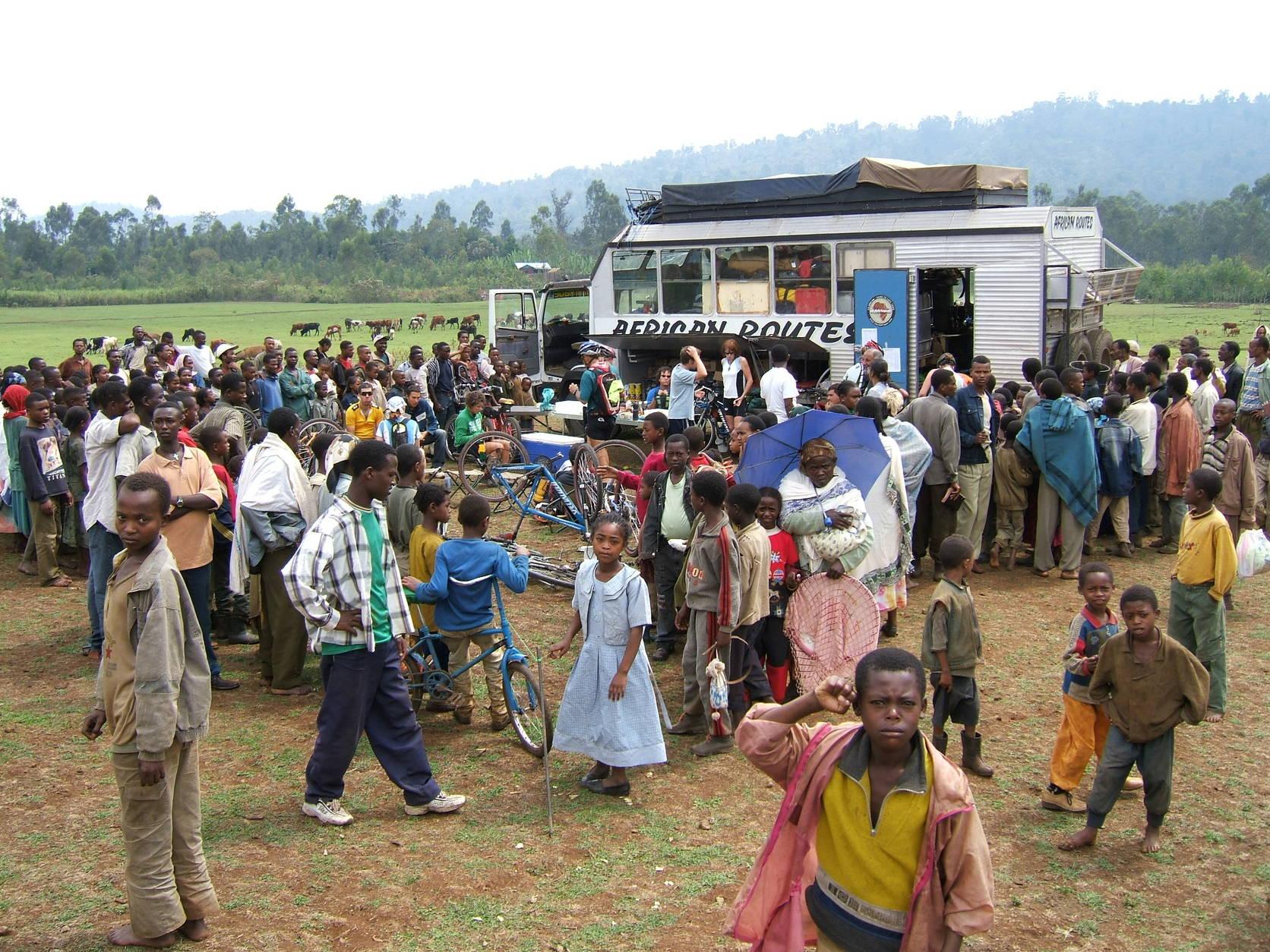 Ethiopia: Everyone's a Hustler