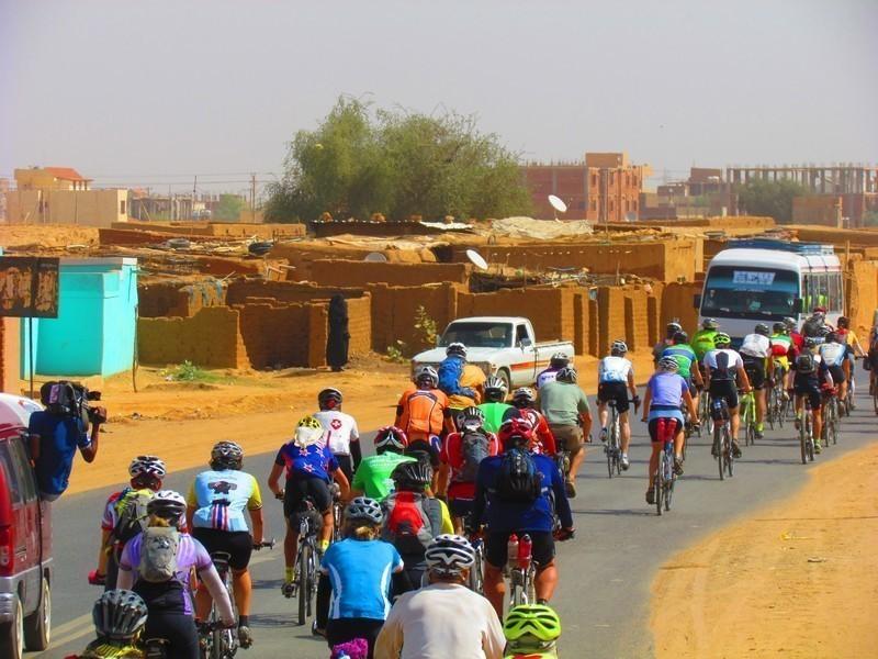Pharaoh's Delight – A look  back at Cairo – Khartoum