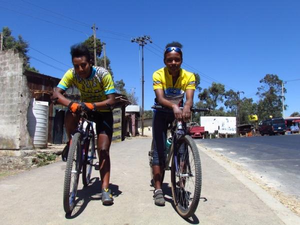 Local Riders