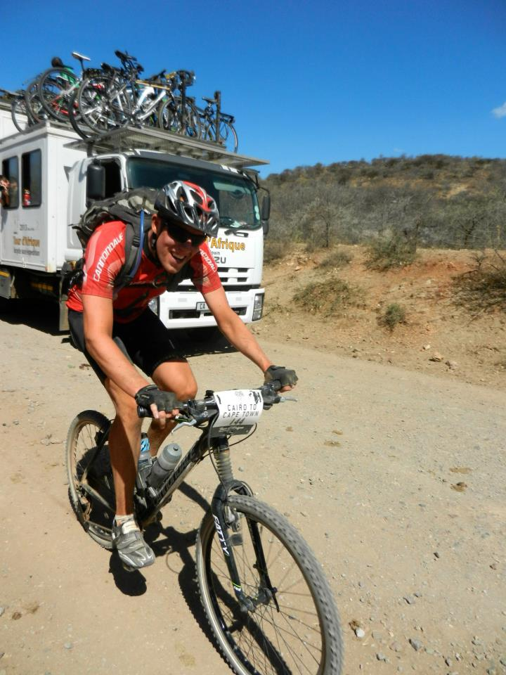Tour d'Afrique Race and EFI Update