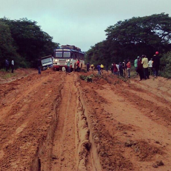 Tanzania Mud