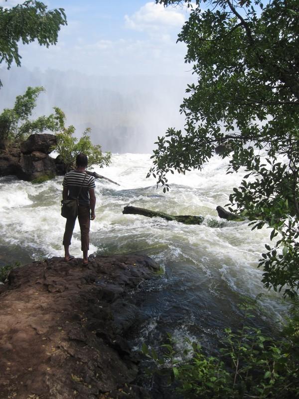 Thoughts from the Zambezi