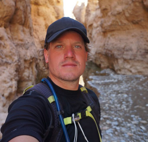 A Tour Leader in Africa – The Strange Life of Ciaran Powers.