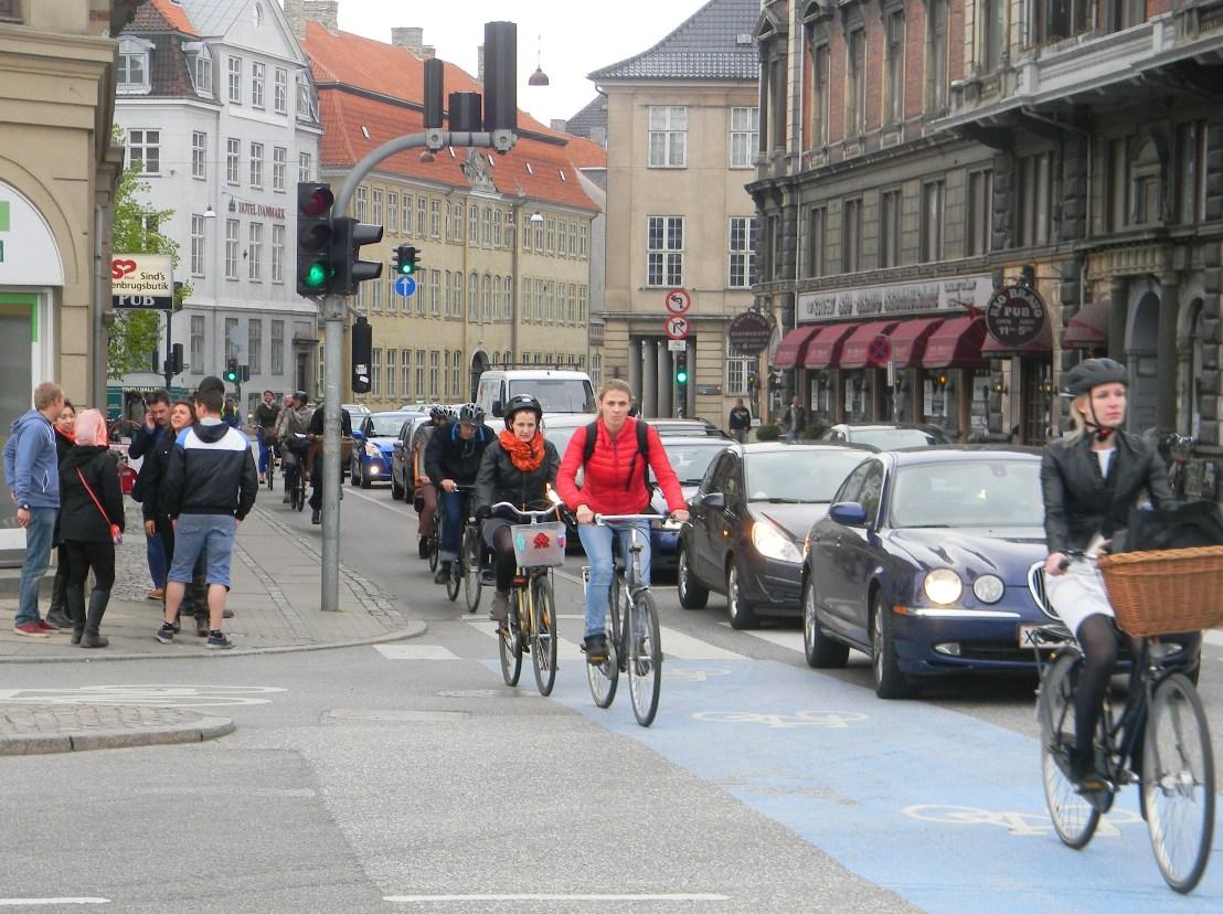 København – a haven for cyclists
