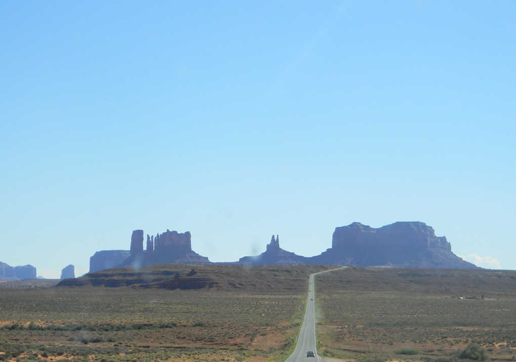 Canyons, Trading Posts and Deserts