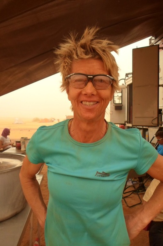 2013 Tour d'Afrique Female Race Winner – Bridget O' Meara