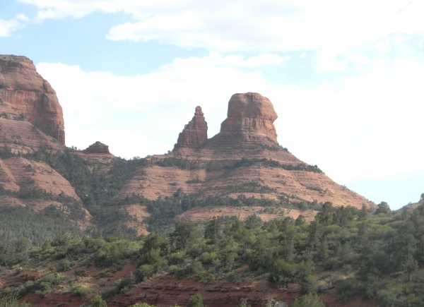 Red Rocks near Sedona