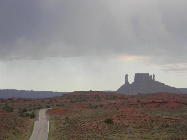 Utah Hwy 128 View