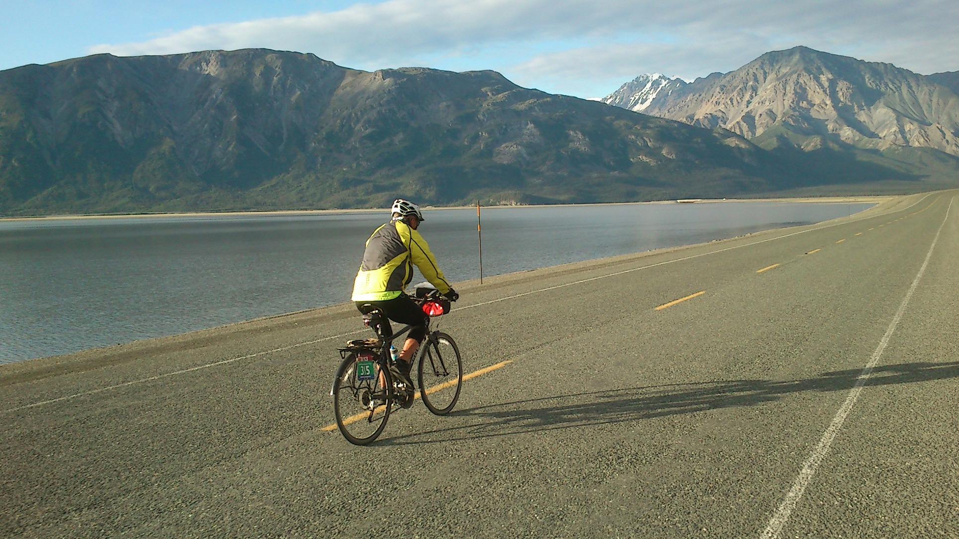 A cyclist`s perspective on the 2013 North American Epic