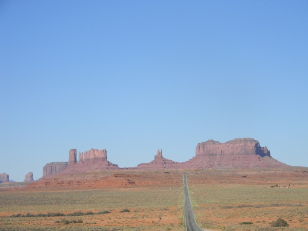 Stage 53 Approaching Monument Valley