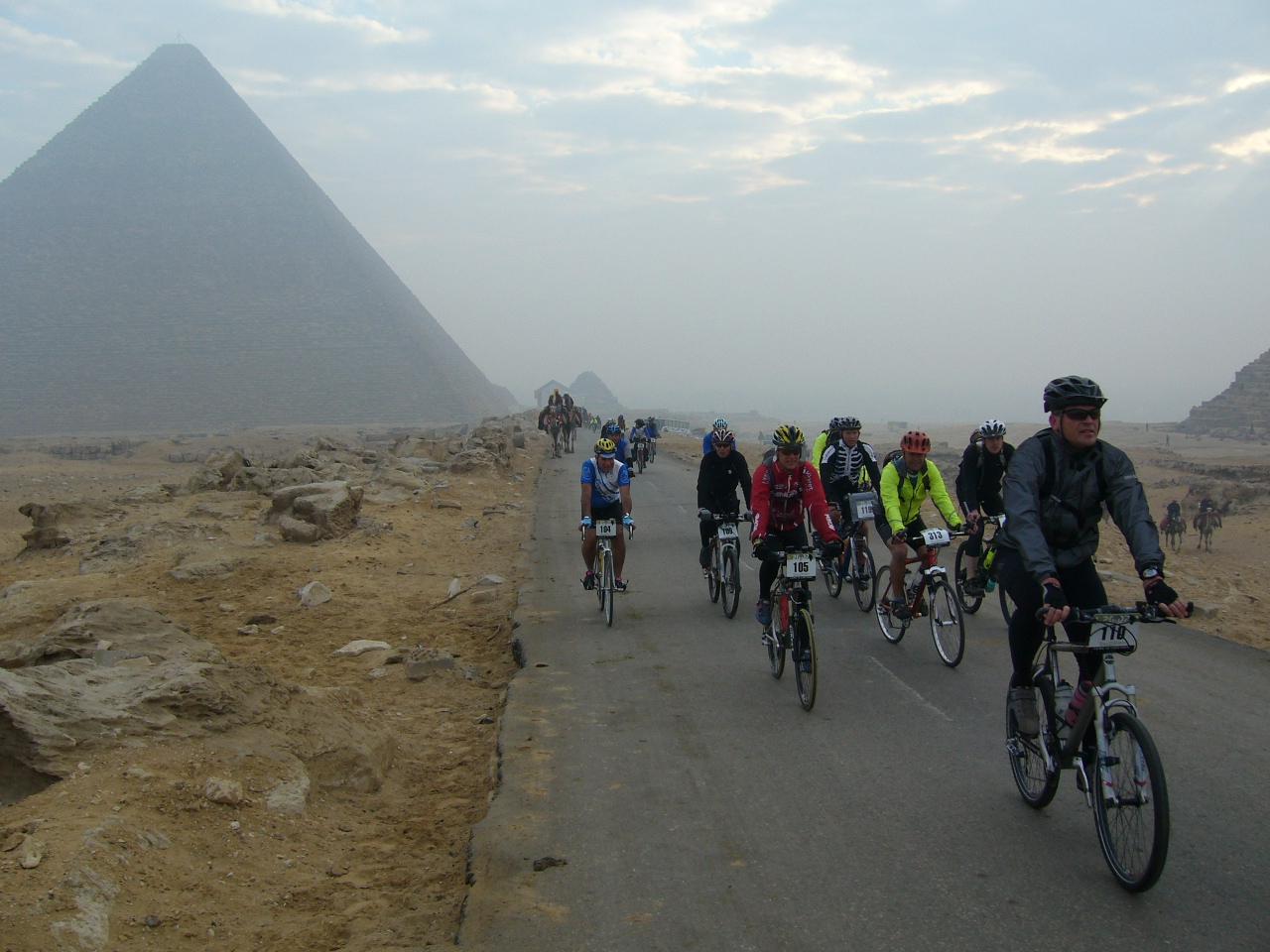 2014 Tour d'Afrique & Egypt