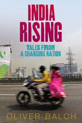 August TDA Book Review – India Rising