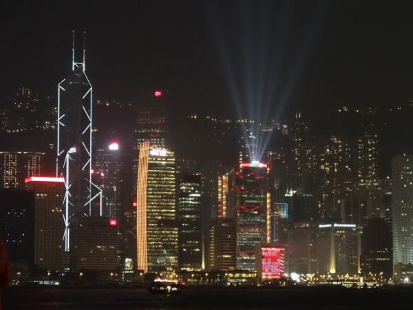 Hong Kong Hiatus