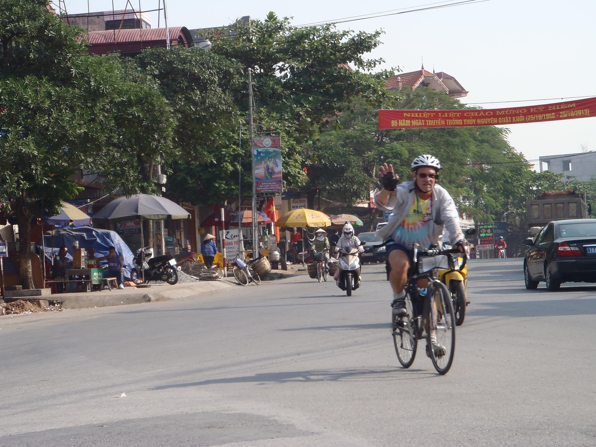 Hello Vietnam!