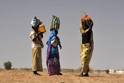 Sudanese-women