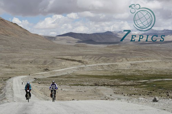 7EPICS – the Ultimate Cycling Challenge – Join the Club