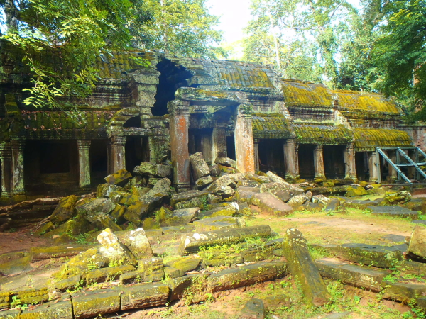 Khmer Empire Temples of an Ancient Khmer Empire