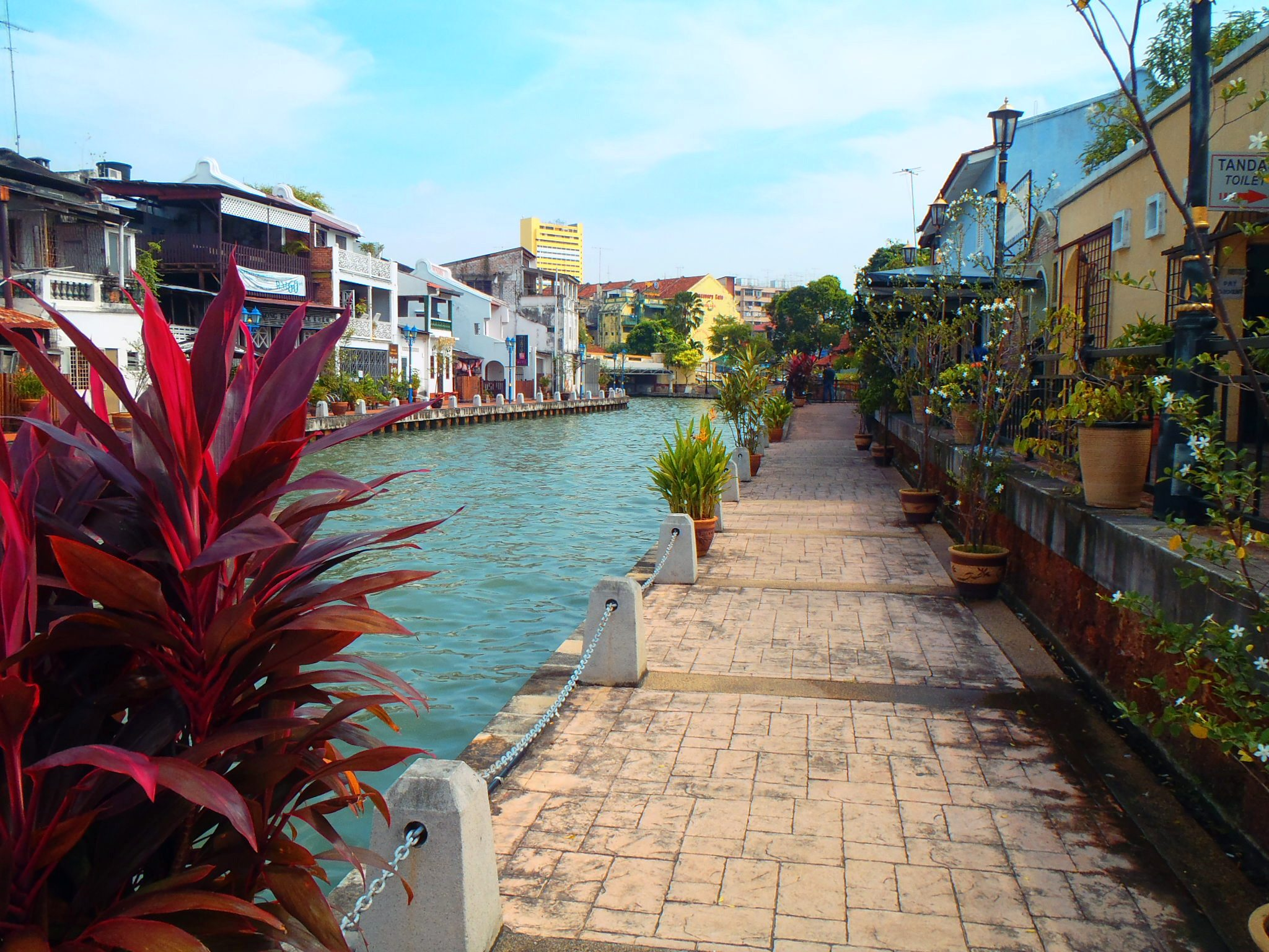 Walkabout in Malacca