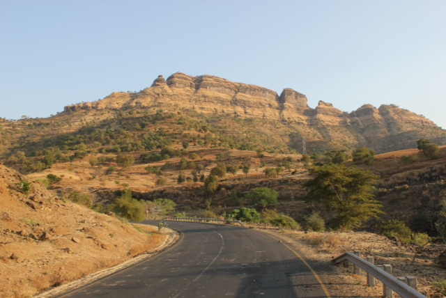 Into Ethiopia
