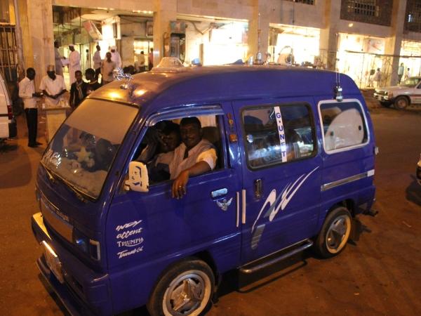 G-Unit Khartoum