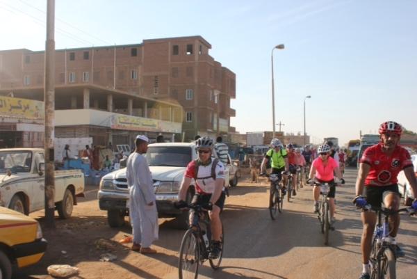 Khartoum street scene