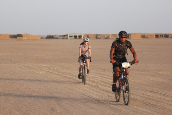 On the 'road' in Sudan
