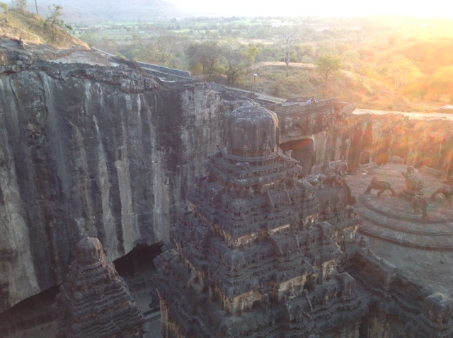 The Ellora Caves