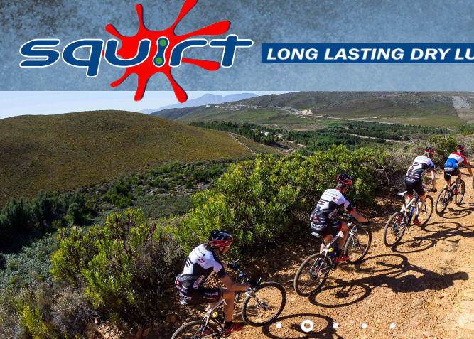 Tour d'Afrique and Squirt Lube Offer a Free Ride in Africa