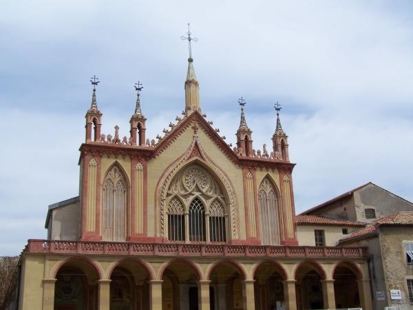 Monastère de Cimiez