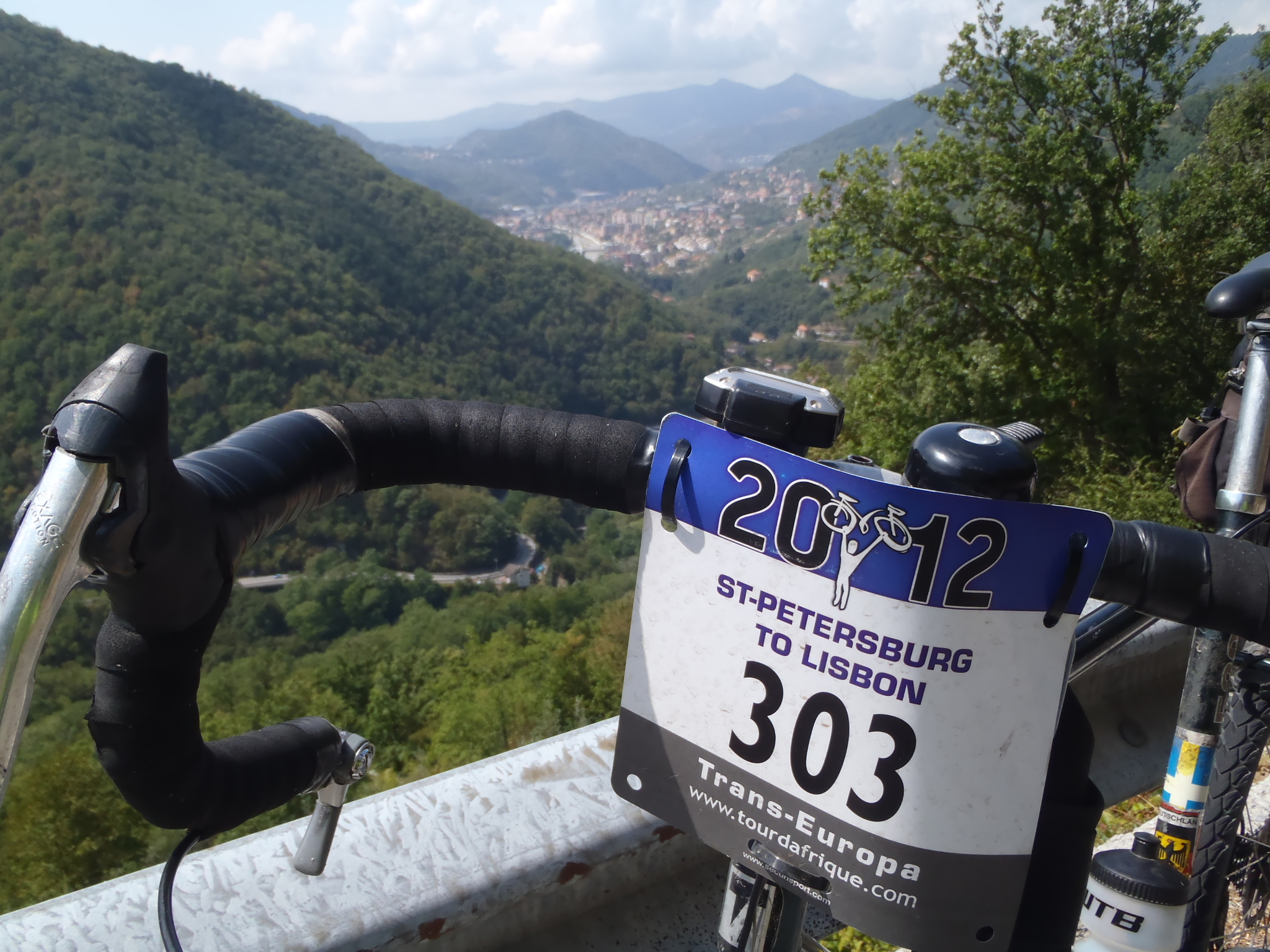 Why cycle the Trans-Europa this summer?