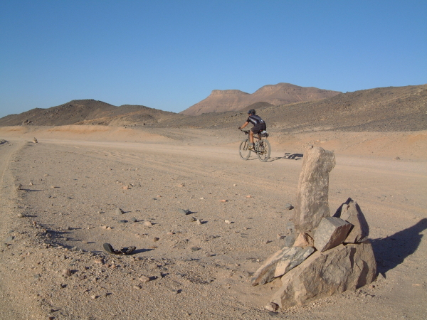 Riding in desert4