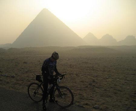 TDA rider at the start