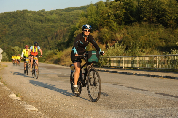 Choosing a Bicycle for Long Distance Touring | TDA Global