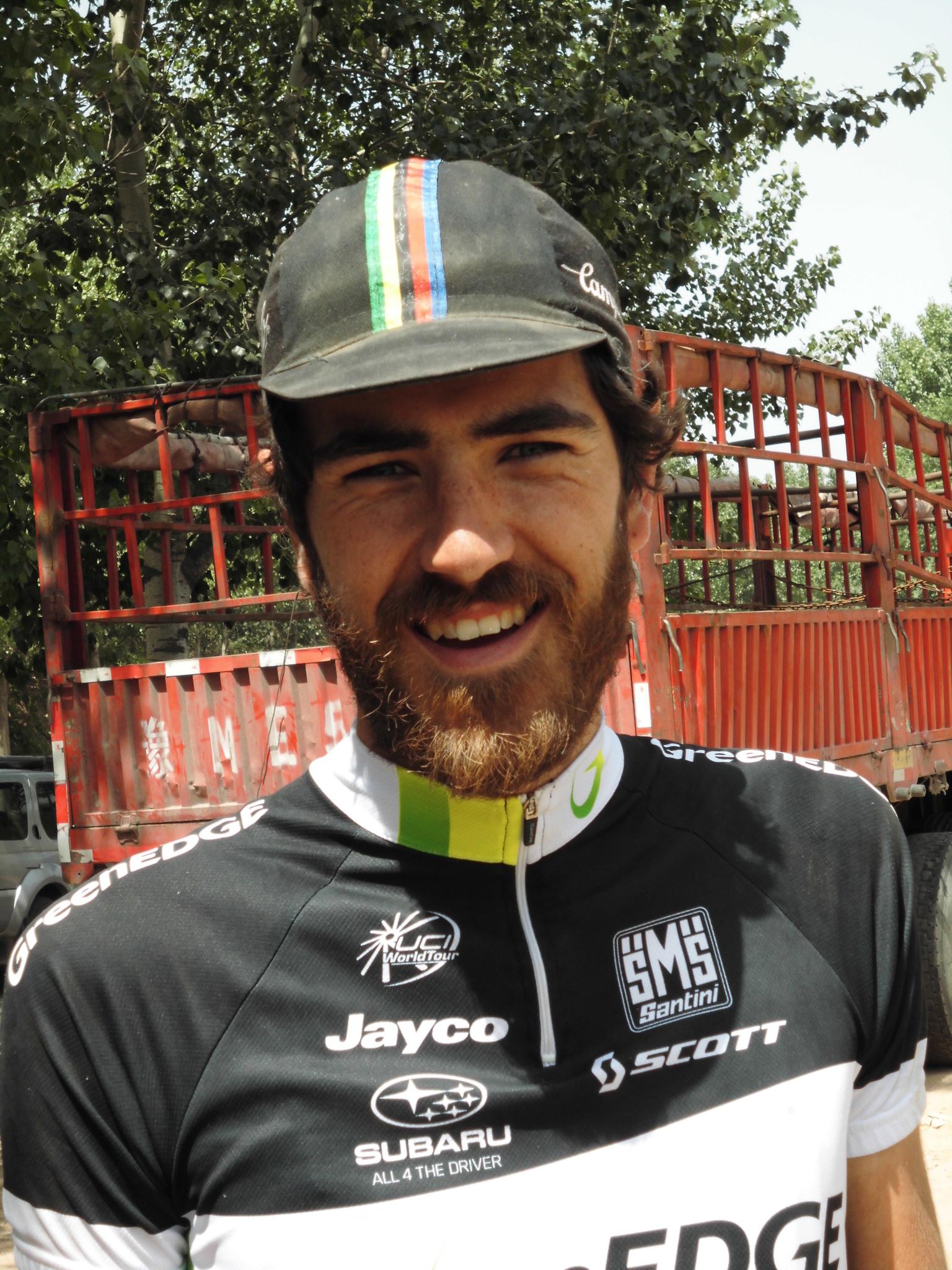 Silk Route Rider Profile: Benjamin Hirons