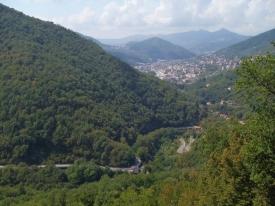 Italy - The road to Genova