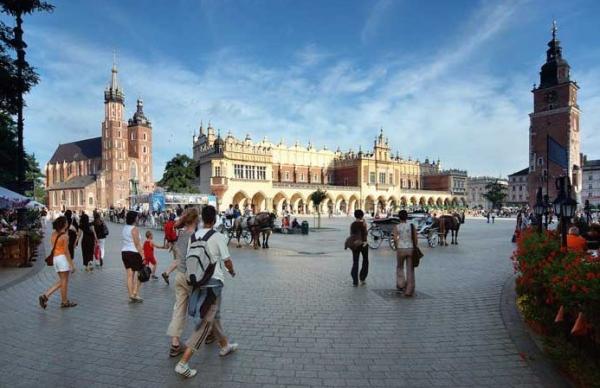 KrakowMarketSquare