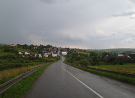 Slovakia - Another wet day