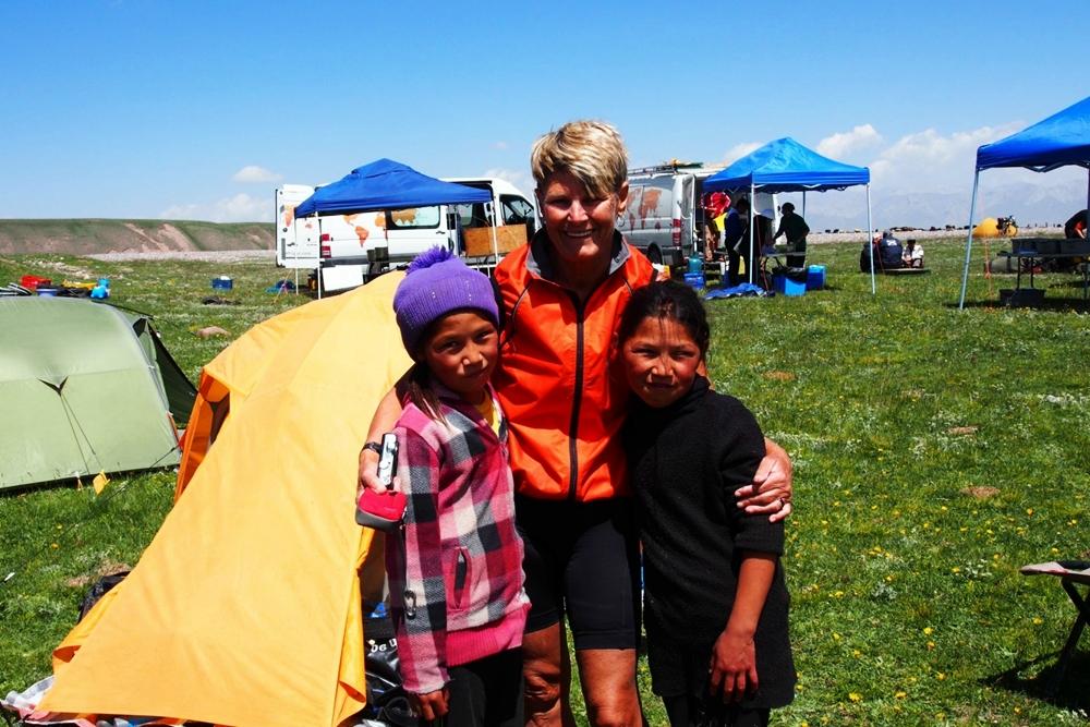 Rider Profile: Yolande Field, 61, Inverlock near Melbourne, Australia