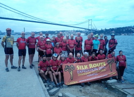 Silk Route Riders 2014
