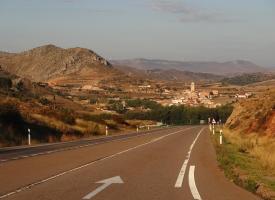 Village in Spain