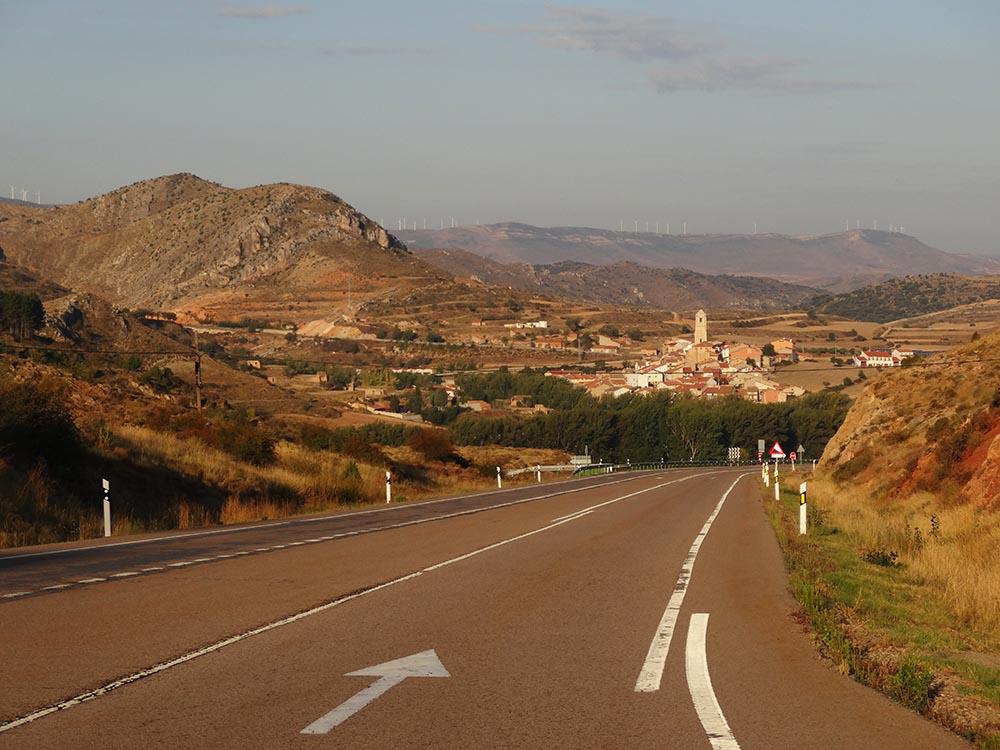 Iberian Crossing, er, Climbing