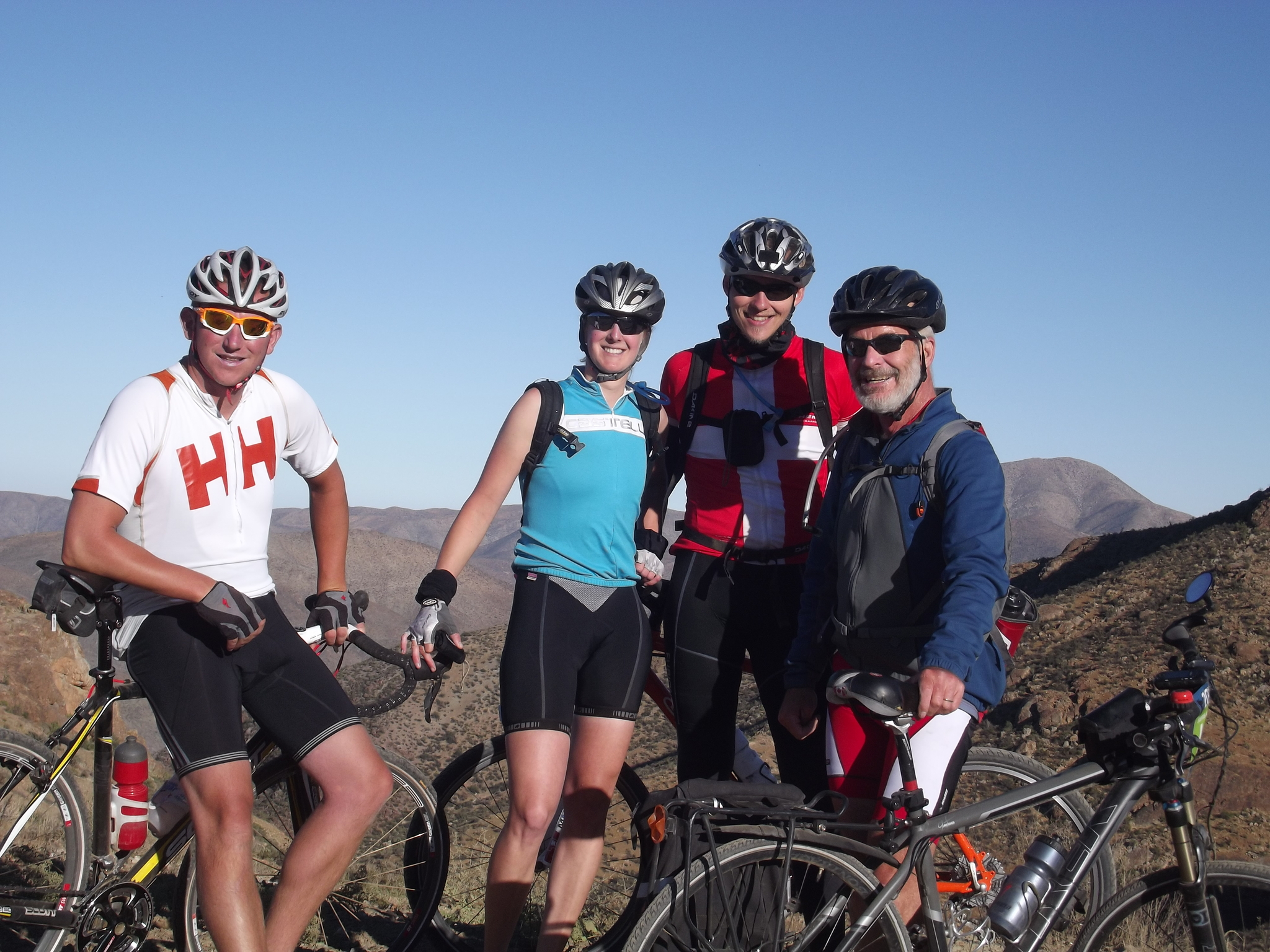 Why cycle the North American Epic in 2015?