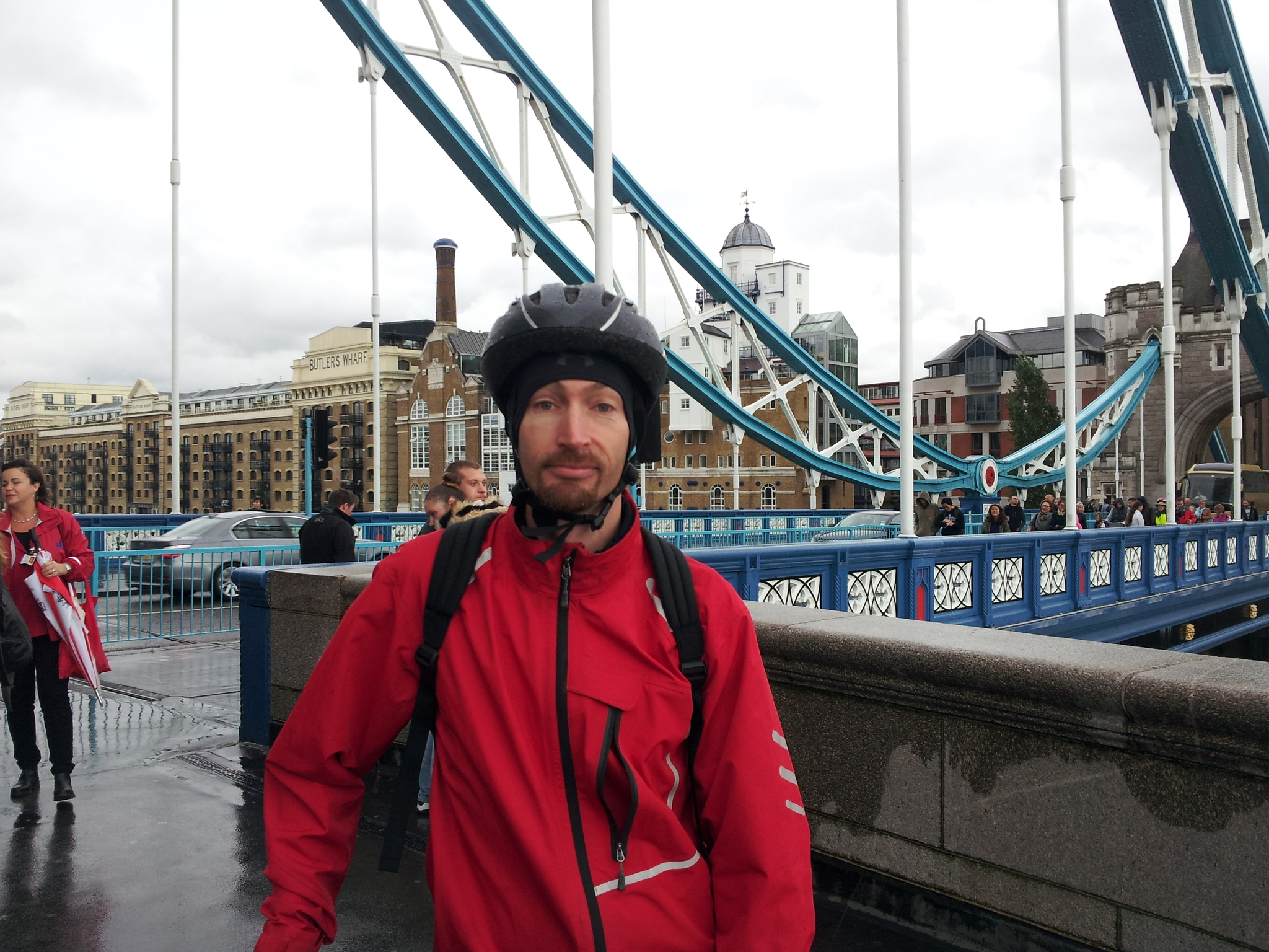 A Cyclist's 48 Hours in London