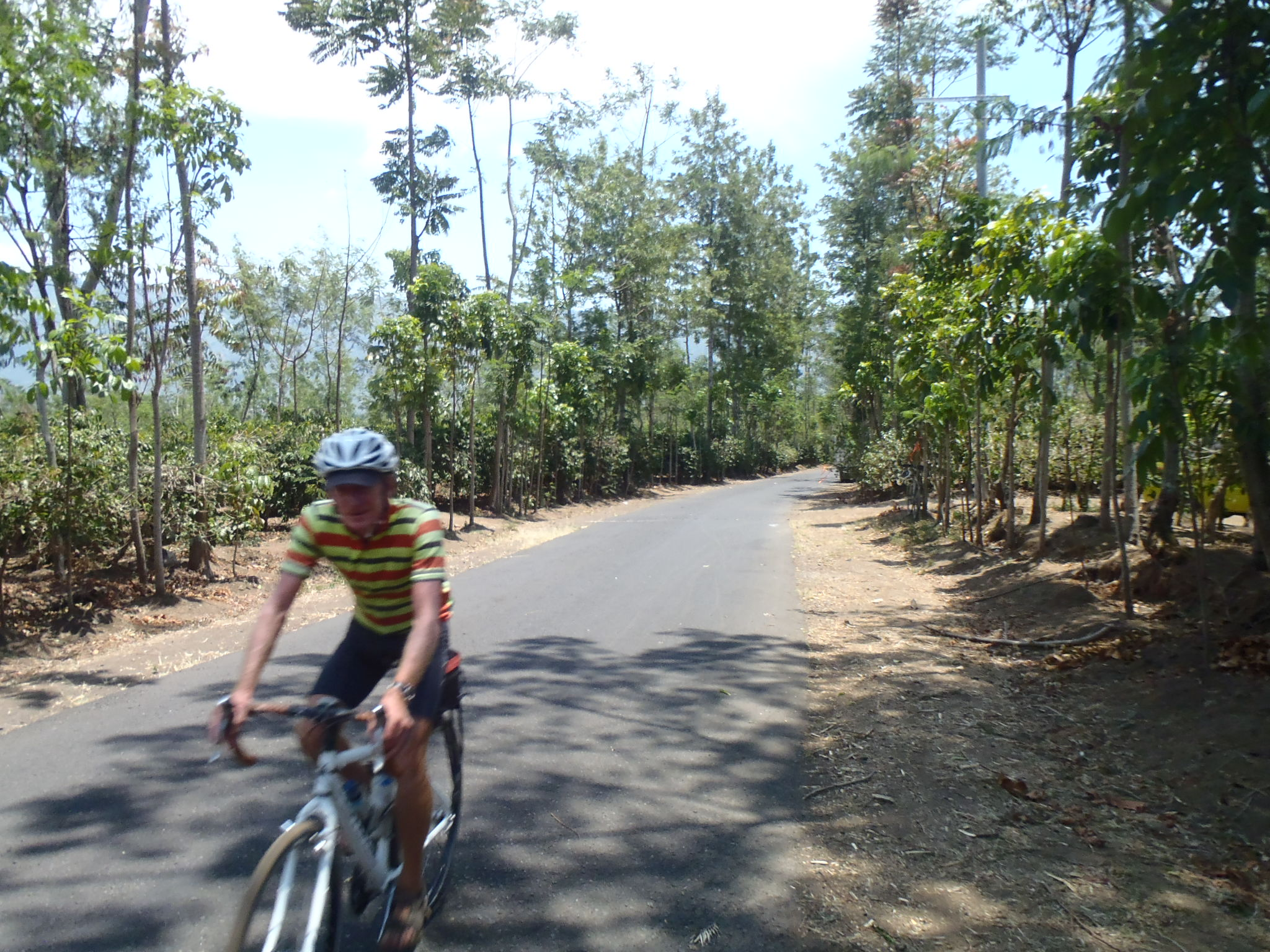 Cycling in Java – Is it the most difficult multi-day ride ever?