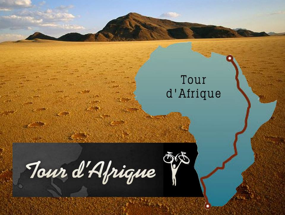 Tour d'Afrique and Squirt Lube Team up for Free Ride